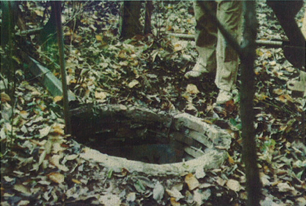 Photo of an Abandoned Waterwell